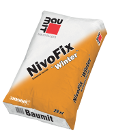 "Baumit NivoFix ""Winter"", Клей на основе цемента, 25 кг"